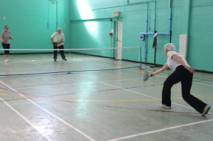 Norwich Pickleball at Wensum Lodge - 1
